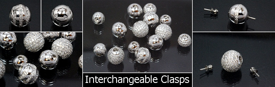 Interchangeable Clasps 925