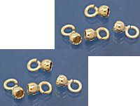 925/- gold plated