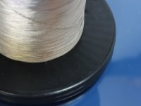 Non-Coated Silver Wire Ropes