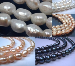 Freshwater Pearl Strands