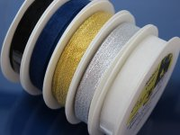 Organza Ribbon on Spool