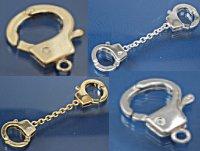 Handcuff Clasps