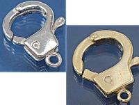 Handcuff Trigger Clasp