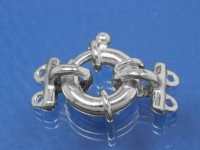 925/- rhodium plated