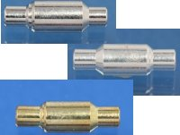 Magnetic Clasps for Wire