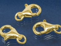 Standard 925/- gold plated
