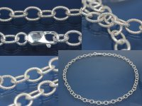 Round Anchor Chain twisted pattern