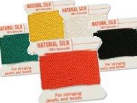 Natural Bead Cord 1 Needle