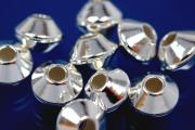 Disc polished Ø6,0mm 925/- Silver