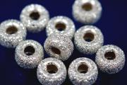Roundel laser cut Ø6,0mm 925/- Silver