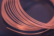 Copper wire Ø0,8mm round